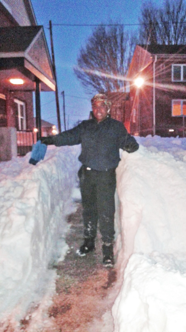 cha snow
