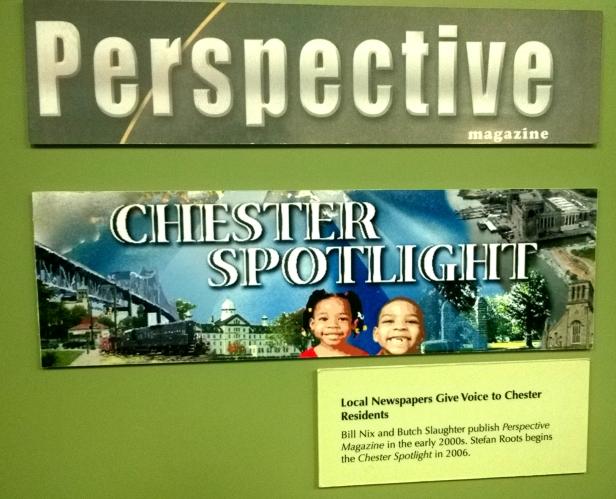 perspective spotlight