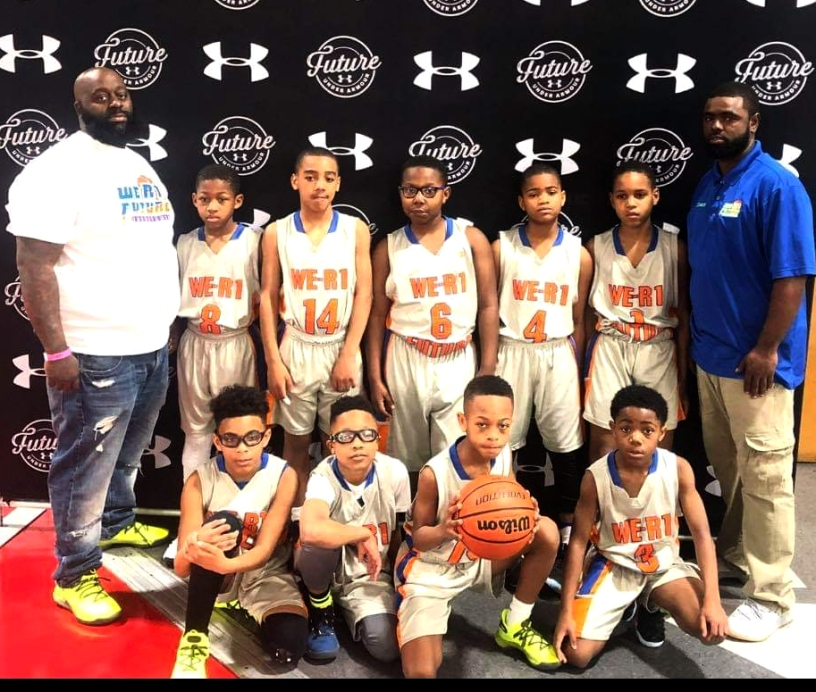 Chester 'WeR1 Future' AAU Basketball Heads To KC