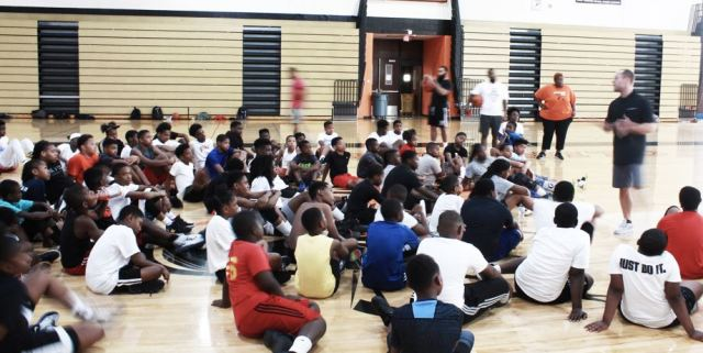 """""""It's Bigger than Basketball!"""" Rondae and Rahlir's camp opens in Chester"""