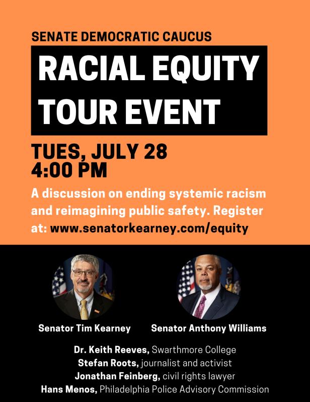 kearney race poster